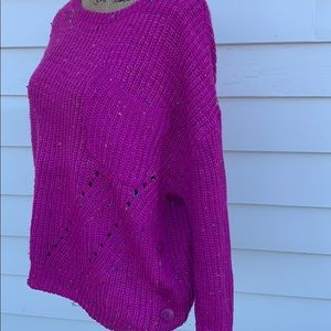 Boxy sweater M